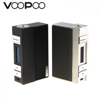 Wholesale Instant Power - 100% Original VooPoo Alpha One 222W TC Box Mod Powered By US Gene Fun Chip Instant Firing Vape Mods VS VooPoo Drag 157W Electronic Cigarette