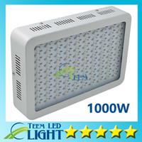 увеличивать стоимость света оптовых-Рекомендую высоко рентабельный 1000 Вт привело светать с 9-полосный полный спектр для гидропонных систем мини светодиодные лампы освещения светодиодные фонари 333