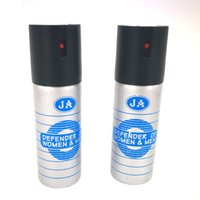 Wholesale Pepper Defense Spray - Self Defense Device Personal Security 60ML Pepper Spray,Women Defender
