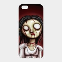 Wholesale Horror Cases - For iPhone 6 6S Plus SE 5S 5C 4S iPod Touch 6 5 Hard PC Gothic horror Phone Cases