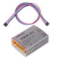 Wholesale Rc Power System - RadioLink PRM-01 Power Return Model Feedback VOLT Information GPS Receiver Battery Voltage Temperature for RadioLink RC System AT9 AT10 Tran