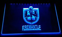Wholesale Light Football Neon Signs - LS3006-b Fremantle Football Club LED Neon Light Sign Decor Free Shipping Dropshipping Wholesale 6 colors to choose