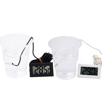 Wholesale Thermometer For Fish Tank - Wholesale- Digital LCD Temperature Thermometer Probe 2M -50~ +110 Celsius Meter tester for Fish Tank