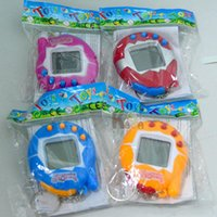 Wholesale Electronics For Kids - Colorful Electronic Tamagotchi Pets Beautiful Visual Animal Game in the Electronic Screen Toys and Gifts For Cute Kids