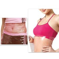 Wholesale lost shapes for sale - Group buy Sauna Slimming Waist Tummy Belly Belt Wrap Thigh Calf Lose Weight Body Shape Up Slim Belt Bodyshaper