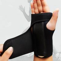 Wholesale Finger Support Bandage - New Bandage Orthopedic Hand Brace Wrist Support Finger Splint Carpal Tunnel Syndrome