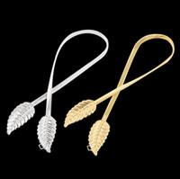 Wholesale Metal Plate Waist Belt - 2016 Hot sell Gold Plated Metal Belts Women All-match Alloy Leaf Elastic Waist Band Waistband Waist Belts Accessorie For Girls&womens Dress