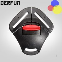 Wholesale Child Safety Car Front Seat - Children Car Auto Front rear seat and seat belt buckle adjustment child fastener lock baby safety protection lock