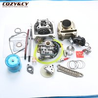 80cc Big Bore performance Kit GY6 50cc 139QMB chinois scooter pièces mm / 13mm alésage