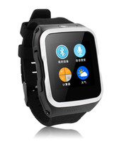Wholesale Android Phone Skype - 3g watch Android watch Smart android watch phone with sim card and camera support wifi Pedometer GPS facebook Twitter Skype
