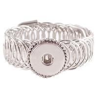 ingrosso venditore di braccialetto-Best Seller Snap Bracciali intercambiabili di alta qualità del Per 18 millimetri Snap Fit Licantropia Charm Bracelet Accessori Kc0622