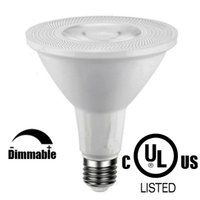 Wholesale Led Par38 Flood Lights - 1-Pack Dimmable PAR38 LED Bulb 100W Halogen Bulbs Equivalent 15W Flood Light Bulb 1100lm 2700K Warm White 40° Beam Angle, E26 UL Spotligh