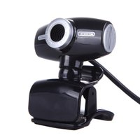 Wholesale Usb Camera Skype - 12MP HD USB Webcam Night Vision Chat Skype Video Camera for PC Laptop New Promotion High Quality
