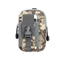 Wholesale Golf Security - Multifunction EDC Security Pack Carry Accessory Kit Camping Hiking Travel Blowout Pouch Belt Waist Outdoor Bag Tactical Pack