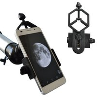 Wholesale Binoculars Microscope - Universal Cell Phone Adapter Mount - Compatible with Binocular Monocular Spotting Scope Telescope and Microscope adapter