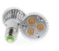 Wholesale cree bulbs par online - CREE Par20 LED Spotlight E27 Bulb W W V Cool White Warm White High Power Par LED Spot Lamp For Home Decoration