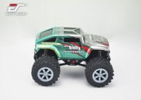 Wholesale Brush Motor Bike - High Speed Mini 4WD RC Car 2.4G Remote Control Race Car Off Road Truggy Monster RC Bike Cross Country Traxxas Best Gift