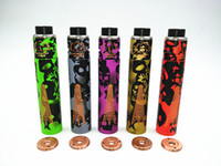 Wholesale Camouflage Kit - Hot-Selling Doodle Rig V2 Mod Kit Full Starter Kit Camouflage Colors with Roughneck RDA fit 18650 Battery vs Limitless AV Able V2 Vape Pen