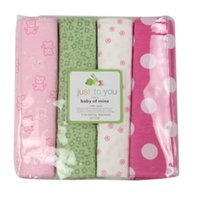 Wholesale organic cotton blend - Children Swaddle Wrap Blanket Towelling Baby Infant Blanket Nursery Bedding Newborn Organic Cotton Swadding 76x76 cm DHL Shipping