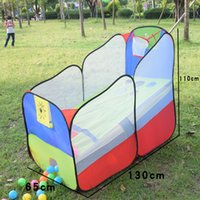 Wholesale Outdoor Indoor Games For Kids - 2017New Baby Playpens Kids Balls Foldable For Children 'S Ball Pool Outdoor  Indoor Game Tent Activity Toy Fencing Pop Up