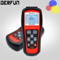 Código do carro Leitor Autel MS509 OBDII OBD auto OBD2 Scanner MaxiScan MS 509 Automotive Diagnostic Tool