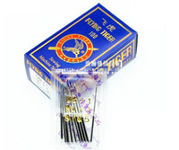 Wholesale Wholesale Sewing Machine Needles - Size 9# 65 sewing needles(1000pcs lot)FLYING TIGER brand Model DBX1 for Jack Zoje Juki MAQI Gemsy HIKARI JAKI JUITA industrial machine