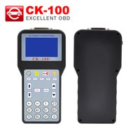 Wholesale fast programme - CK-100 Auto Key Programmer V99.99 Newest Generation SBB CK100 Programming with Fast Shipping Multi-language