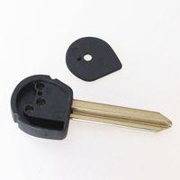 Wholesale Transponder Chips For Smart Key - High quality smart car key shell for Citroen emergency transponder chip key blank case FOB key cover free shipping