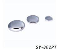lente de vidro convexa venda por atacado-SY-802PT Lente convexa plana de vidro de quartzo, Lente ótica, Lente convexa plana, dia: 10.0mm, f: 30.0mm