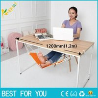Wholesale New Household Products Wholesalers - New hot Fashion small hammock to relax office tools Large Hanging bed to Relieve foot fatigue as household products