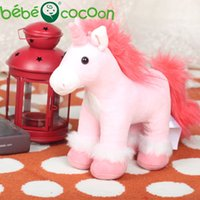 Wholesale Pelucia Kawaii - Bebecocoon Kawaii Unicornio Plush Lovely Unicornio Pelucia Stuffed Animals Kids Soft Toy For Kid Boys Girls Gift For Unicorn Toy