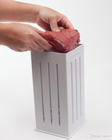 lebensmittelspitzen großhandel-Kebab Maker Fleisch Spieße machen 16 36 Brochettes Food Spike BBQ Werkzeuge für schnelle Abnutzung Fleisch Obst Gemüse Halter