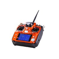 Wholesale Radiolink Transmitter - RadioLink AT10 2.4Ghz 10CH RC Transmitter with R10D Receiver PRM-01 Voltage Return Module for RC Helicopter Quadcopter