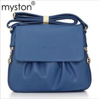 Wholesale Small Mother Bag - 2016 new style high quality handbag Brand fashion single shoulder bag Recreation bag middle-aged mother one shoulder inclined shoulder bag