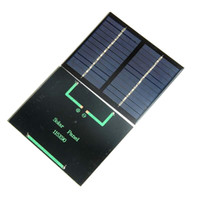 Wholesale diy solar cell phone charger for sale - Group buy High Quality W V Solar Cell Polycrystalline Solar Panel Module DIY Solar Charger MM Epoxy