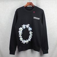 Wholesale modal clothes for sale - 2016 autumn Fashion Mens Sweatshirt Hoodies A wreath of the cross long sleeve Men Hooded Sweatshirt Men s Brand clothing