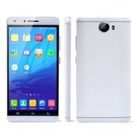 Wholesale Touch Phone Tv Dhl - S1 5.0inch Phone Quad core MTK6580 android smartphone phones hot sale ansdroid phone Dual SIM 3 colors Free DHL