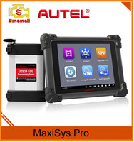 Authentisches Autel MaxiSys Pro MS908P Auto Bluetooth / WIFI Diagnose / ECU Programmierwerkzeug mit J-2534 System Update Online Mehrsprachige