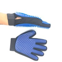 Double Sides Dog pet grooming Prodotti Dog Grooming Glove / Brush / Comb