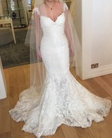 Wholesale Sweatheart Backless Wedding Gowns - real photos mermaid wedding dresses 2016 lace embroidered sweatheart heavily embellished bodice illusion back chapel train wedding gowns