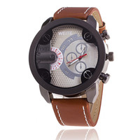 spots sports watches - WEITE Witt business men s watch Fashionable outdoor leisure sports watch The spot leather watch