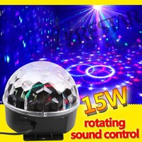 Rgb Effet Lumière dmx star Lumiere douche laser party DJ elfe Crysta Magic Ball