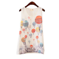 Wholesale Womens Xl Cami - Wholesale-Hot Lovely Fashion Womens Girls Sleeveless Vest Tank Cami Tops Blouse Casual T-shirt