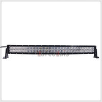 Wholesale Light Bar Flood Spot Beam - 32 inch 300W 5D Curved CREE LED Work Light Bar for Tractor Boat OffRoad 4WD 4x4 Truck SUV ATV Spot Flood Combo Beam 12V 24v