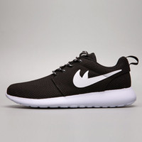 Wholesale Women Trainers Sale - Hot sale Classical Run Running Shoes men women black low boots Lightweight Breathable London Olympic Sports Sneakers Trainers size 36-45