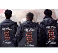 Wholesale men jacket waterproof windbreaker - Rain Jackets Jacket Mens Clothes Waterproof Jackets Windbreaker Jaqueta Masculina Casacas Rain Jackets Jacket