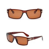 2017 PERSOL Поляризованные солнцезащитные очки для вождения Tom Cruise  Style Солнцезащитные очки Mission Impossible 4 Outdoor Eyewear UV400 Shades 90b1ca5cb9e0c
