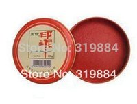 Wholesale boxes Chinese Yinni Stamp Pad Red Ink Paste Ink Pad