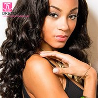 Wholesale diana weaves for sale - Group buy 7A brazilian hair weave Human hair bundles with closure weaves closure human hair extensions dream diana hair