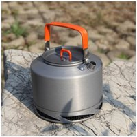 Wholesale Outdoor Camping Aluminum Tea Pot - Fire Maple FMC-XT2 Portable Aluminum 1.5L Heat Collecting Exchanger Kettle Tea Coffee Pot Outdoor Camping Picnic Cookware